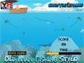 Игра рыбалка с лодки онлайн